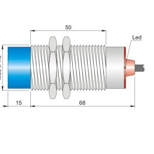 induktív 230V
