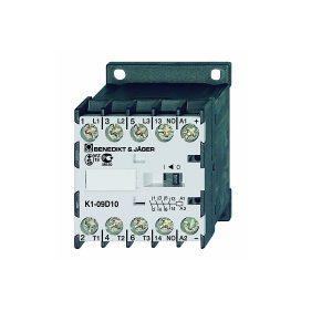 K1-09D10 230, miniatűr mágneskapcsoló