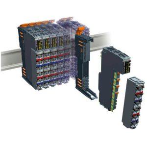 X20 rendszer felépítése
